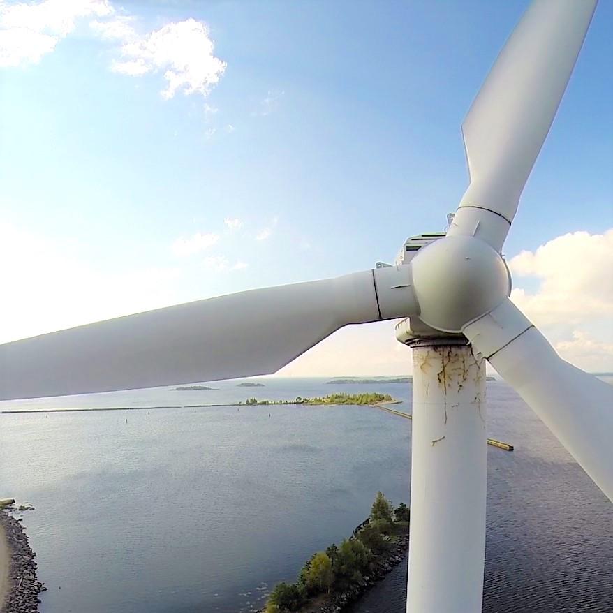 Windmill Aerial
